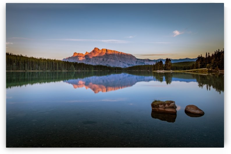 Two Jack Reflection by Dan Fleury