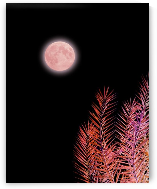 Strawberry Moon by MallorcaImages