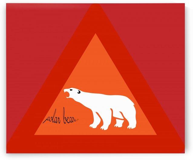 Polar Bear by dePace by dePace-