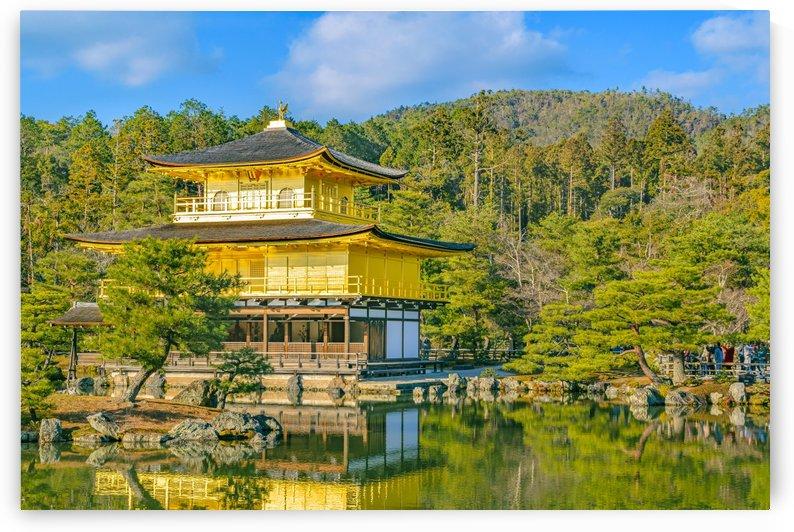 Kinkakuji Golden Pavilion, Kyoto   Japan by Daniel Ferreia Leites Ciccarino