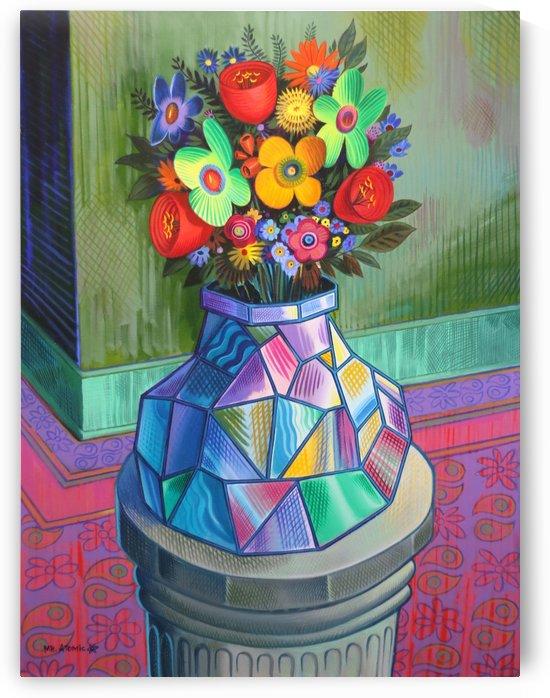Magnificent Bouquet by Mr  Atomic Art
