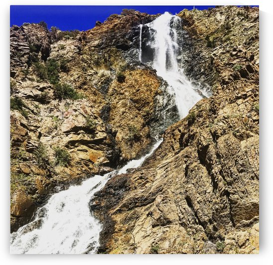 SLC Waterfall by AEDIFICO Prints