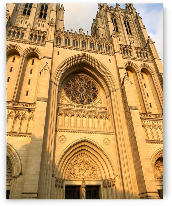 National Cathedral by AEDIFICO Prints