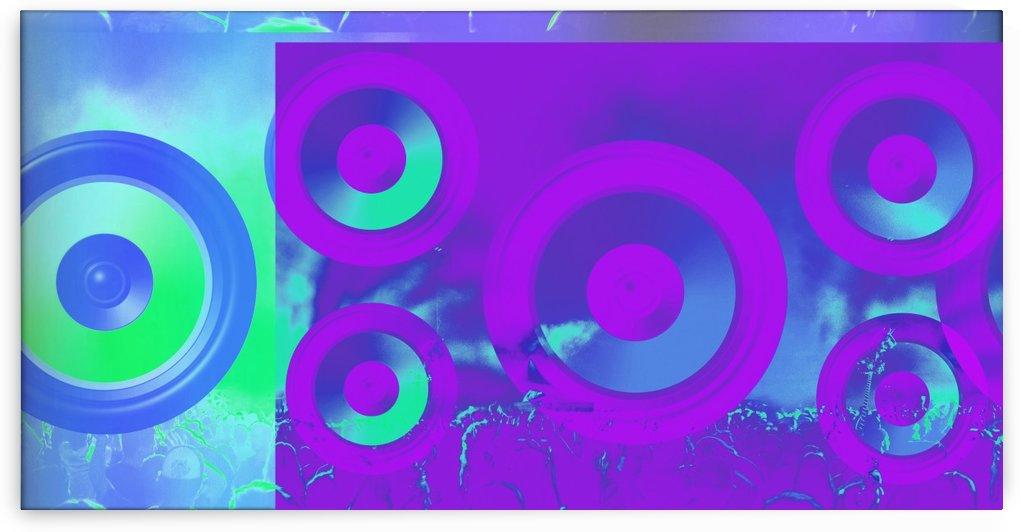 Music is energy by Evgeny Serhiienko