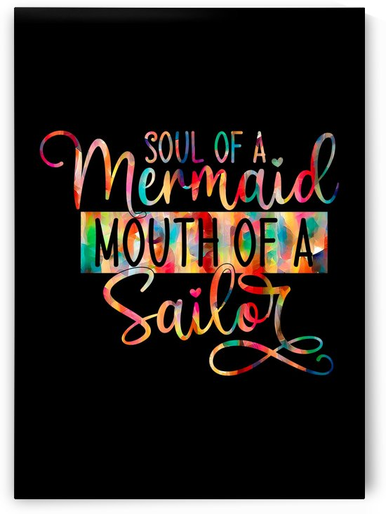 Mermaid Soul Sailor Mouth by Artistic Paradigms