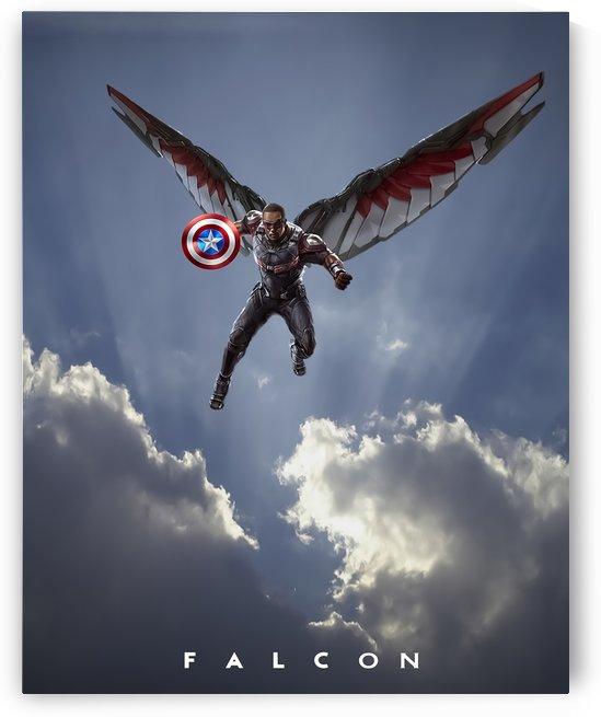 Falcon  by VINDZHENCHMAN