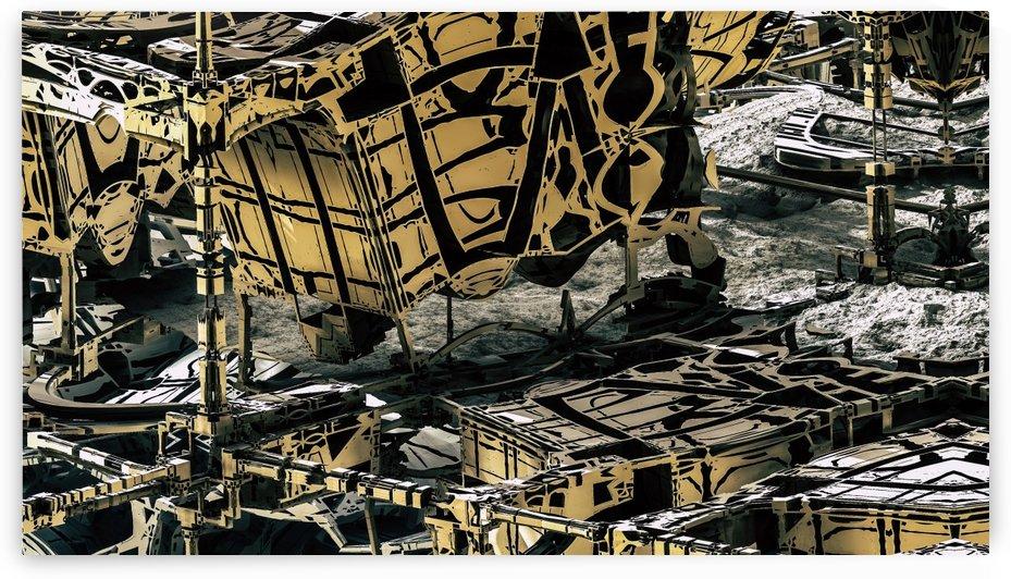 Arazi by Jean-Francois Dupuis
