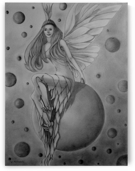 Fantasy World Fairy by Faye Anastasopoulou