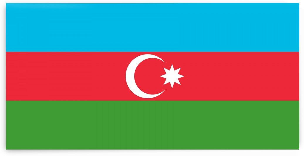 Azerbaijan Flag by Fun With Flags