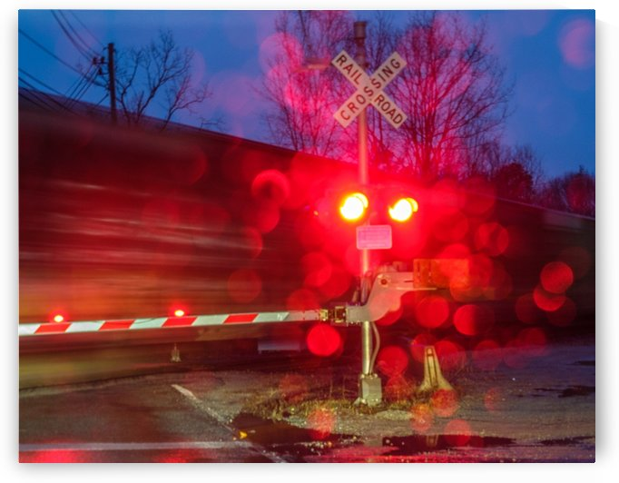 Eastbound in Westford by Dave Therrien