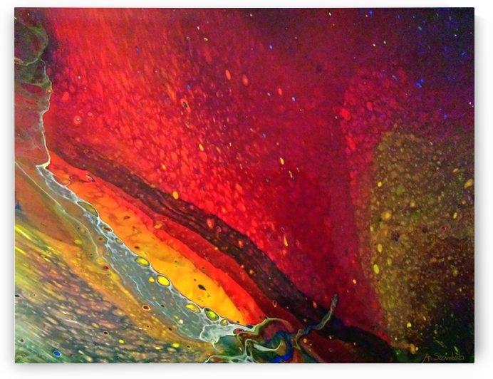Heat of the Night by Anita Szombati by Anita Szombati
