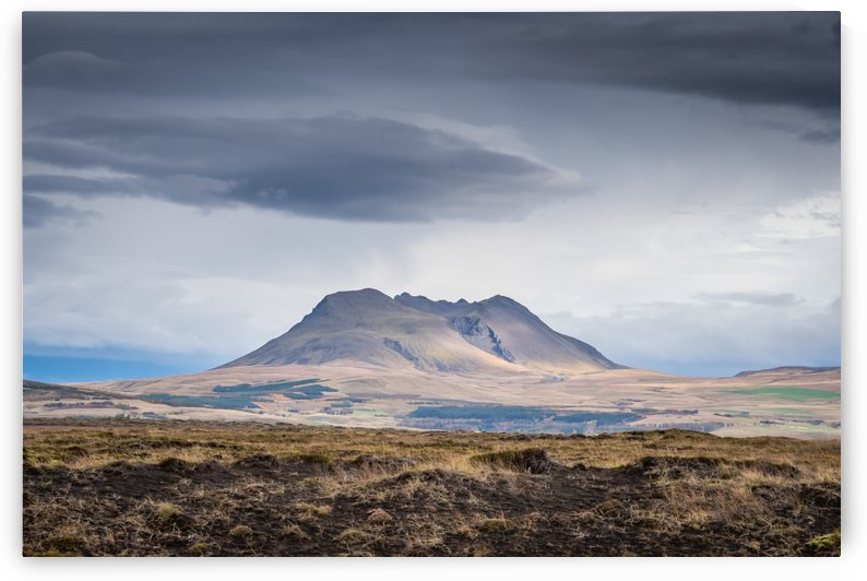 Iceland mountains  by Khalid Al Kharusi Photography