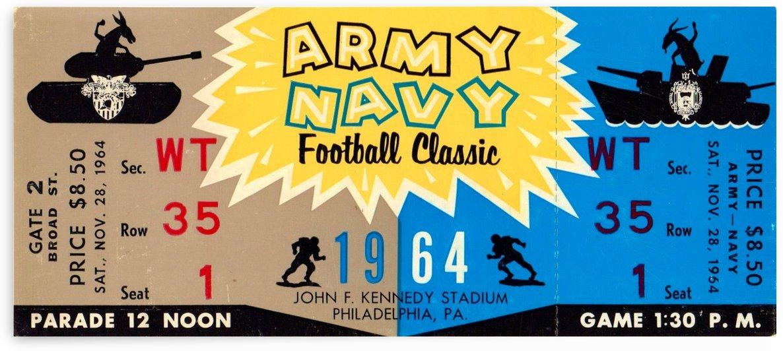 1964 Army vs. Navy by Row One Brand