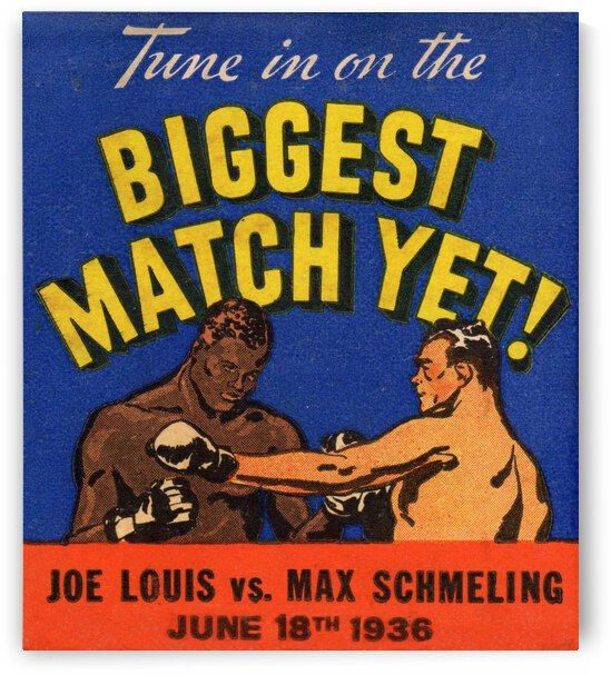 1936 Biggest Match Yet by Row One Brand