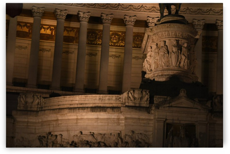 Rome At Night by H.Hart Photography