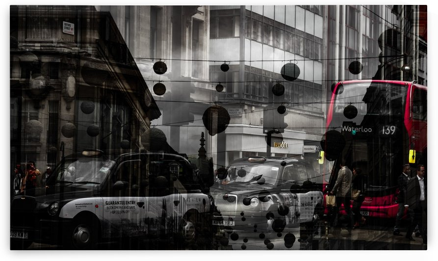 Oxford Circus by Verinder Grewal Photography