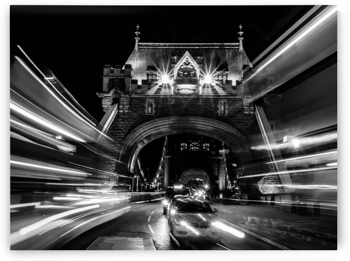 Tower Bridge.....As Time Goes By by Verinder Grewal Photography
