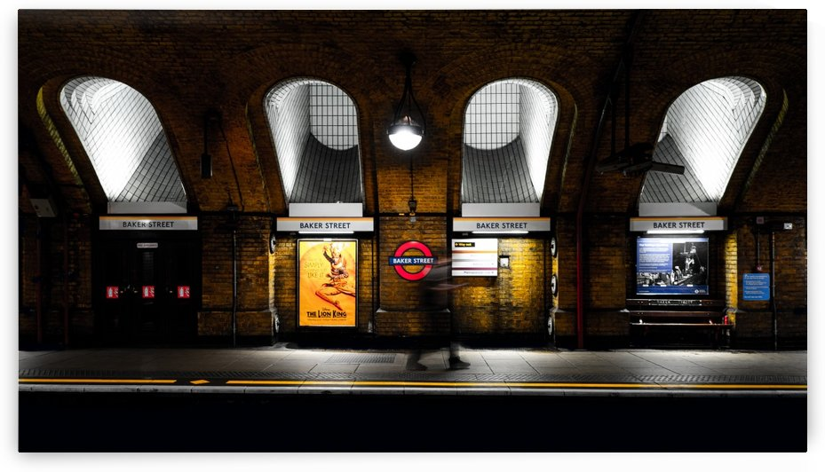 Down To Baker Street by Verinder Grewal Photography