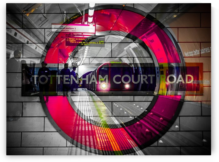 Tottighham court Road by Verinder Grewal Photography