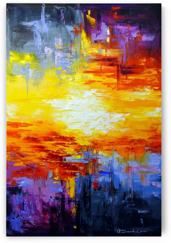 Sunset by Olha Darchuk
