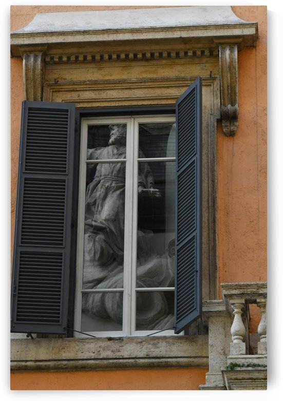 Reflections in Rome by H.Hart Photography