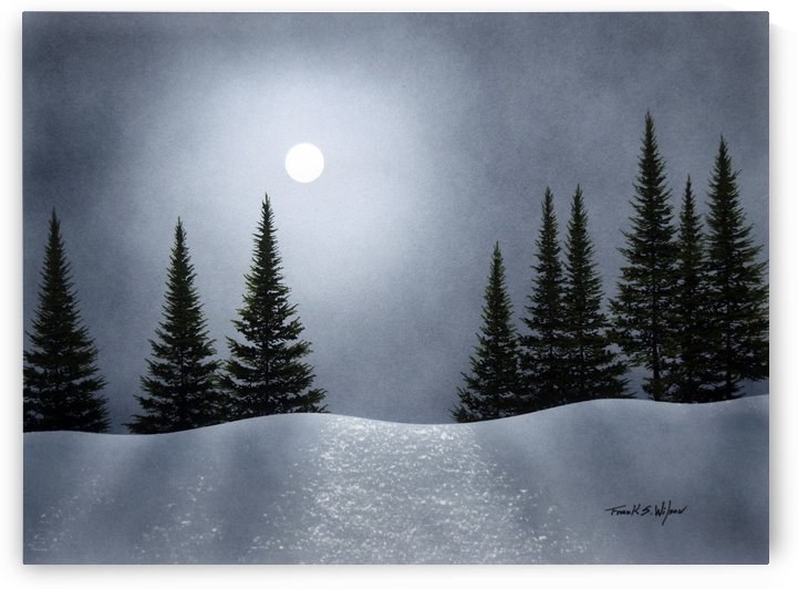 Moon Sparkle by Frank Wilson
