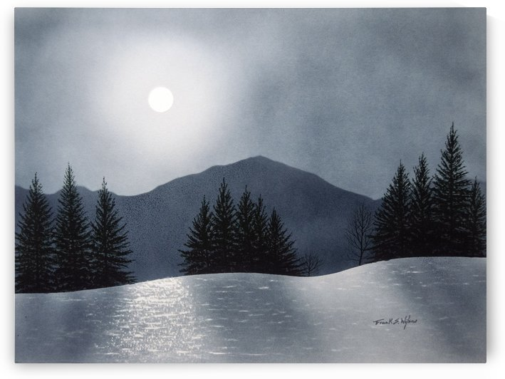 Mountain Moon by Frank Wilson