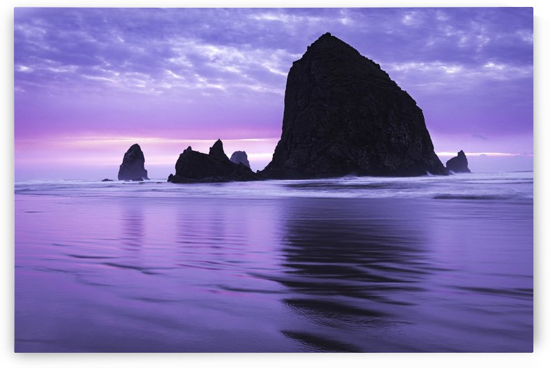 Cannon Beach by Sebastian Dietl