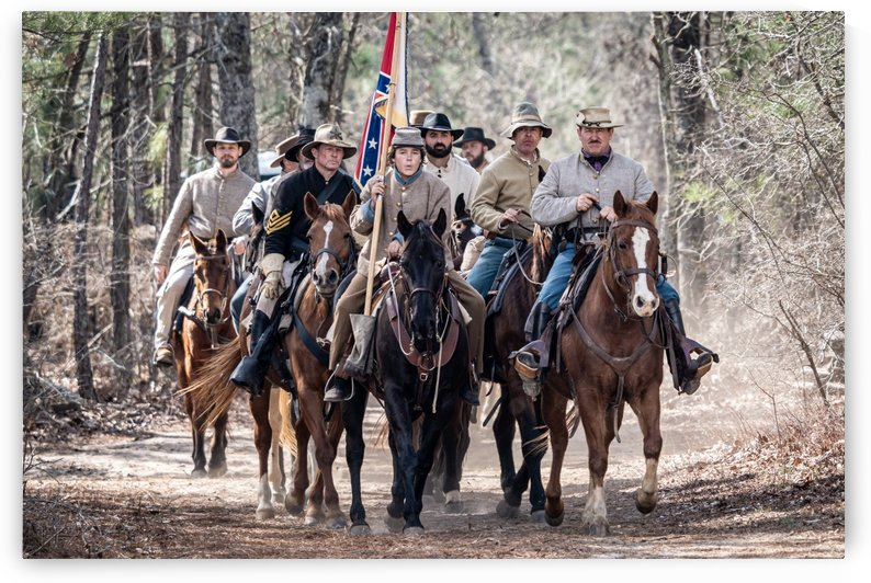 Battle of Aiken Civil War Reenactment 6490 by @ThePhotourist