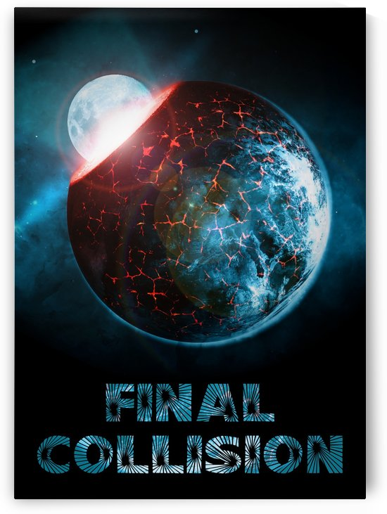 Final Collision by Artistic Paradigms