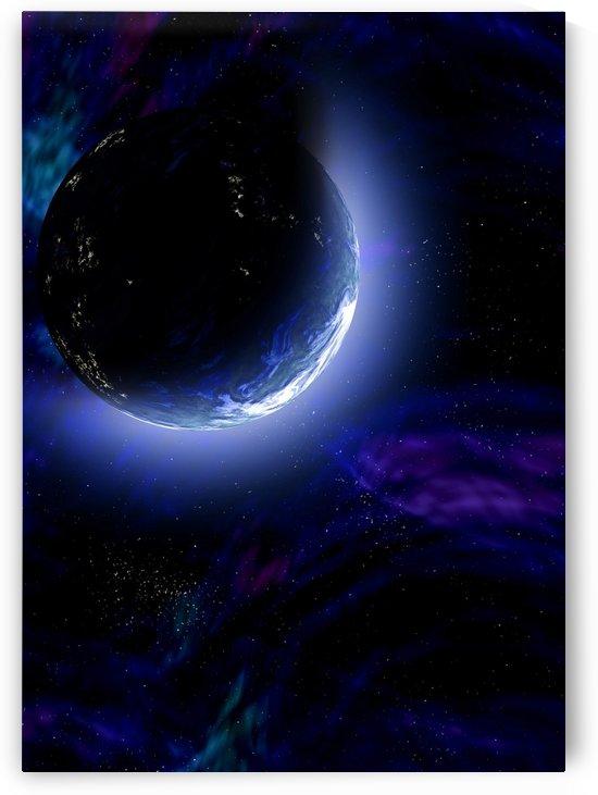 Exploring Luminant Planet by Artistic Paradigms