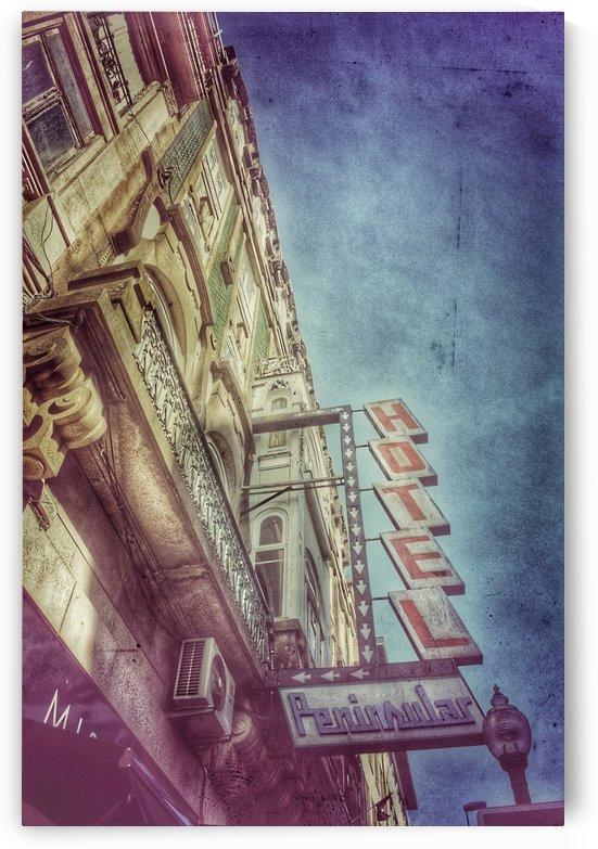 Old Hotel Porto Portugal by JTPhoto