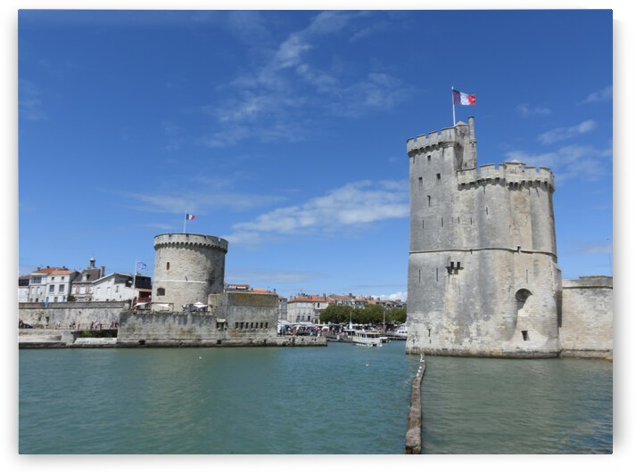 architecture La Rochelle by James Cool