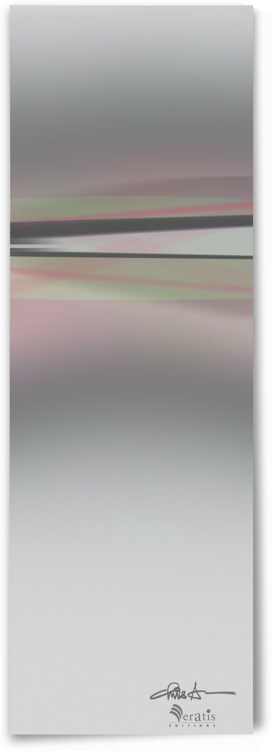 Zip & Zen in Rose 1x3 by Veratis Editions