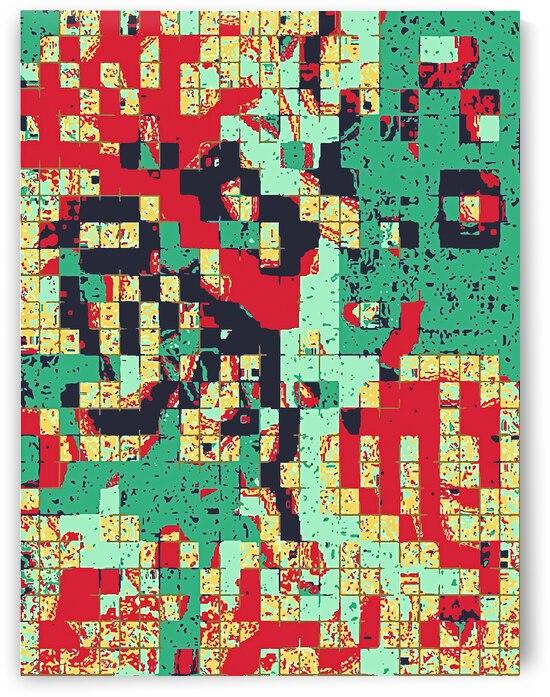 Geo-Fields by Jarmila Kostliva Studio