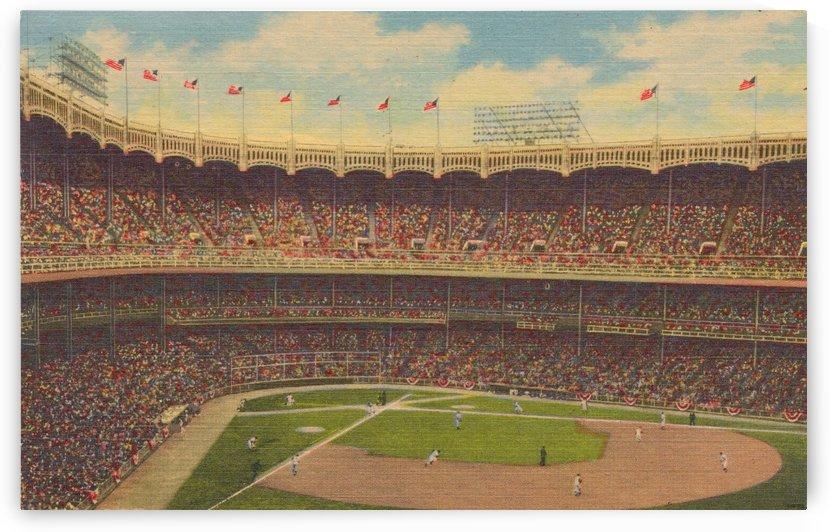 Yankee Stadium Wall Art by Row One Brand