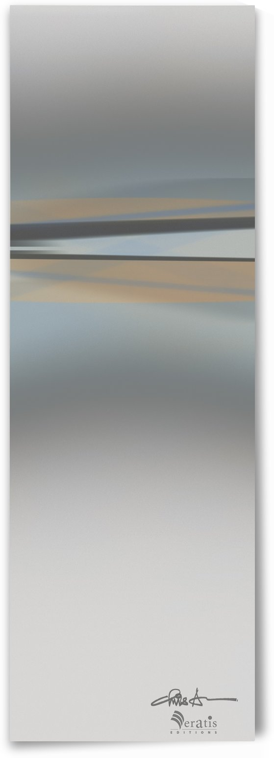 Zip & Zen in Azure 1x3 by Veratis Editions