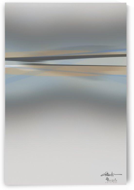 Zip & Zen in Azure 2x3 by Veratis Editions