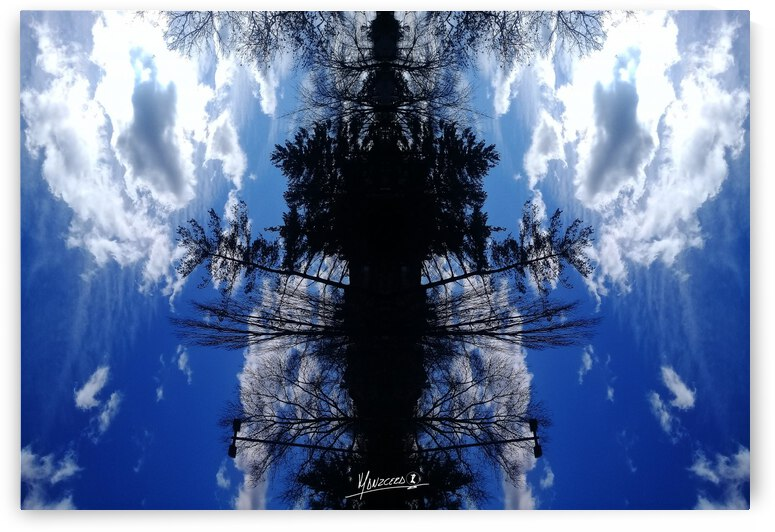 Cloudes 87 by Carlos Manzcera