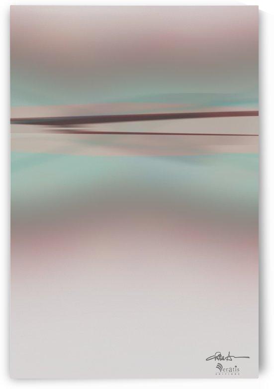 Zip & Zen in Teal 2x3 by Veratis Editions
