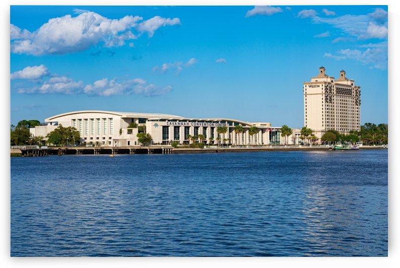 Convention Center   Savannah 03514 by @ThePhotourist