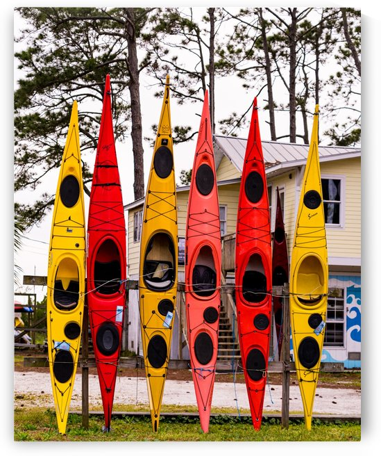 Kayak Rental at Tybee Island 03897 by @ThePhotourist