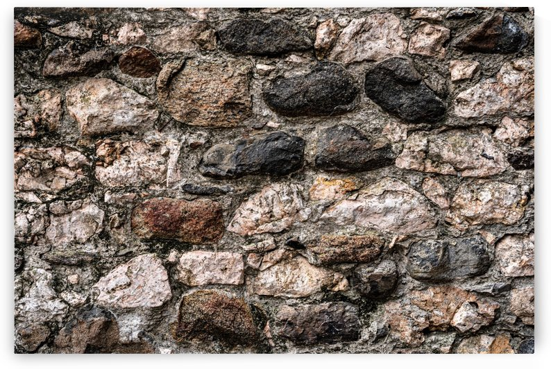 Stone Wall at River Street   Savannah 04118 by @ThePhotourist