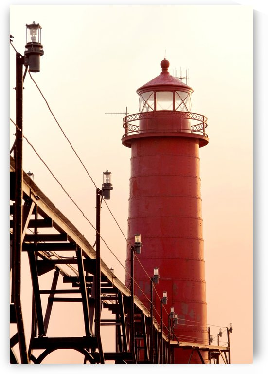 Lighthouse by C  McGowen