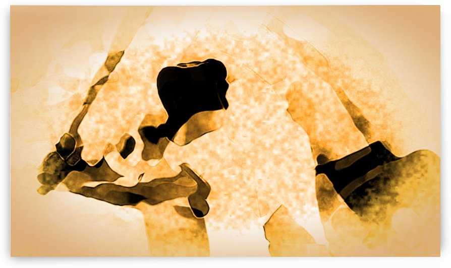 Sports Art for Interior Designers_Abstract Sports Art_Home Decor Ideas for Sports Lovers by Row One Brand