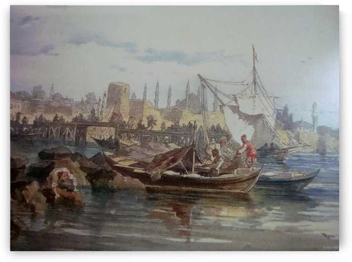 Bosphorus by Amadeo Preziosi