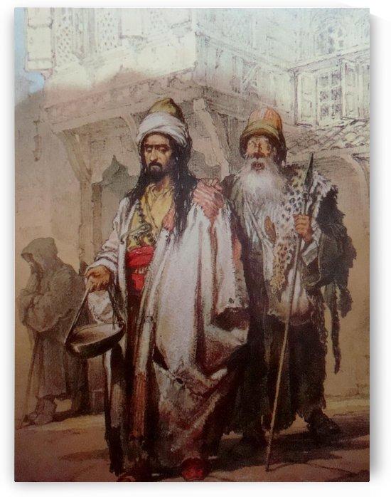 Oriental traders by Amadeo Preziosi