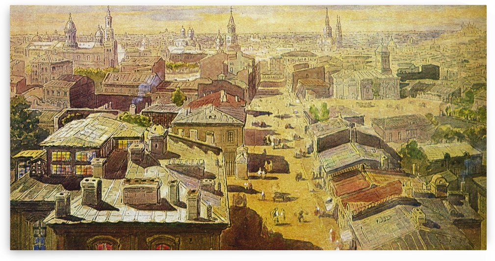 Coltei overview by Amadeo Preziosi