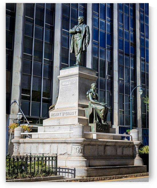 Henry Grady Statue   Atlanta GA 9475 by @ThePhotourist