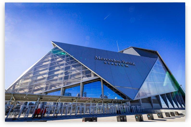 Mercedes Benz Stadium   Atlanta GA 3507 by @ThePhotourist